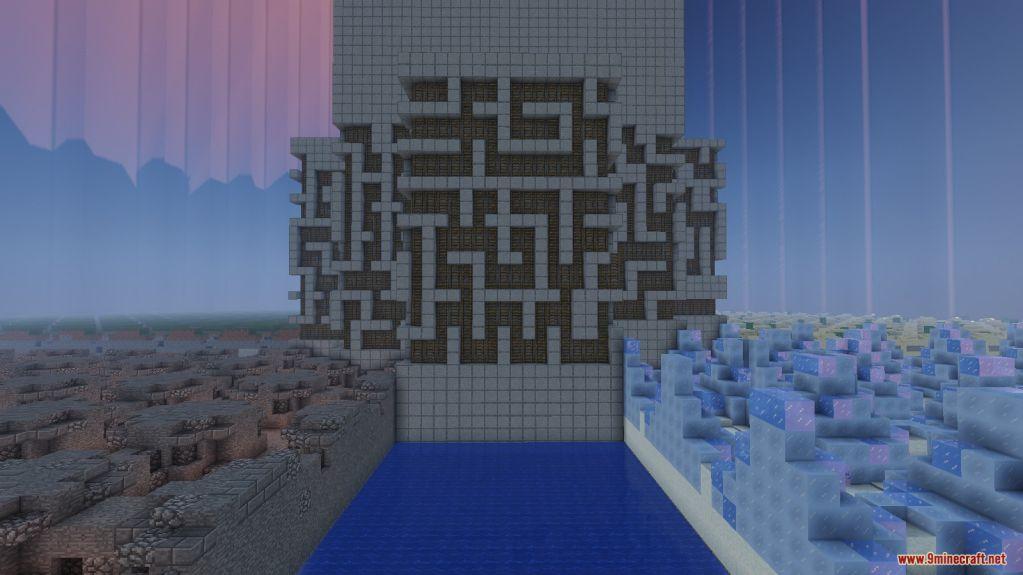 Twisted Corridors Map Screenshots (9)