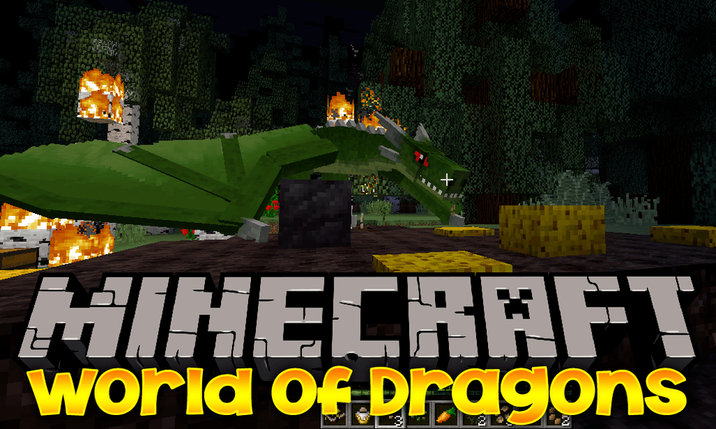 World of Dragons Modpacks 1 12 2 (Dragons, Magic, Quests, and