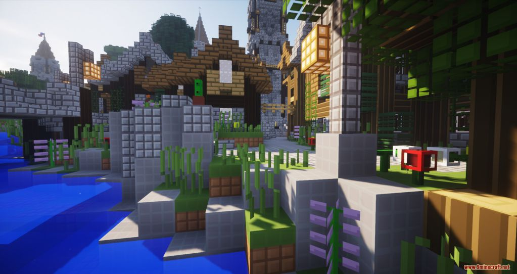9-Squares Resource Pack Screenshots 7