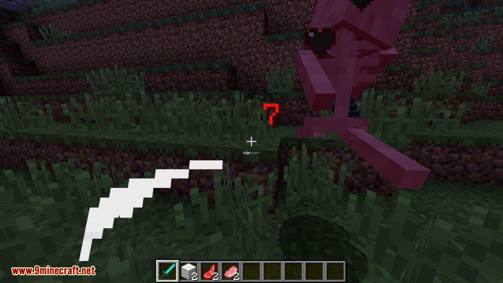Ama_s Damage Inidicator mod for minecraft 07