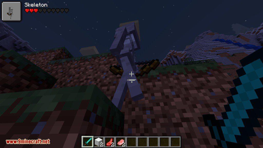 Ama_s Damage Inidicator mod for minecraft 08