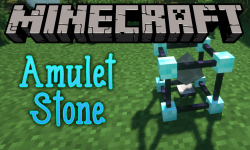 Amulet Stone mod for minecraft logo