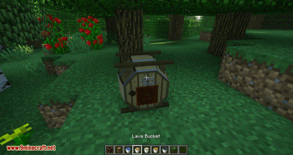 Barrels, Drums, Storage _ More mod for minecraft 02