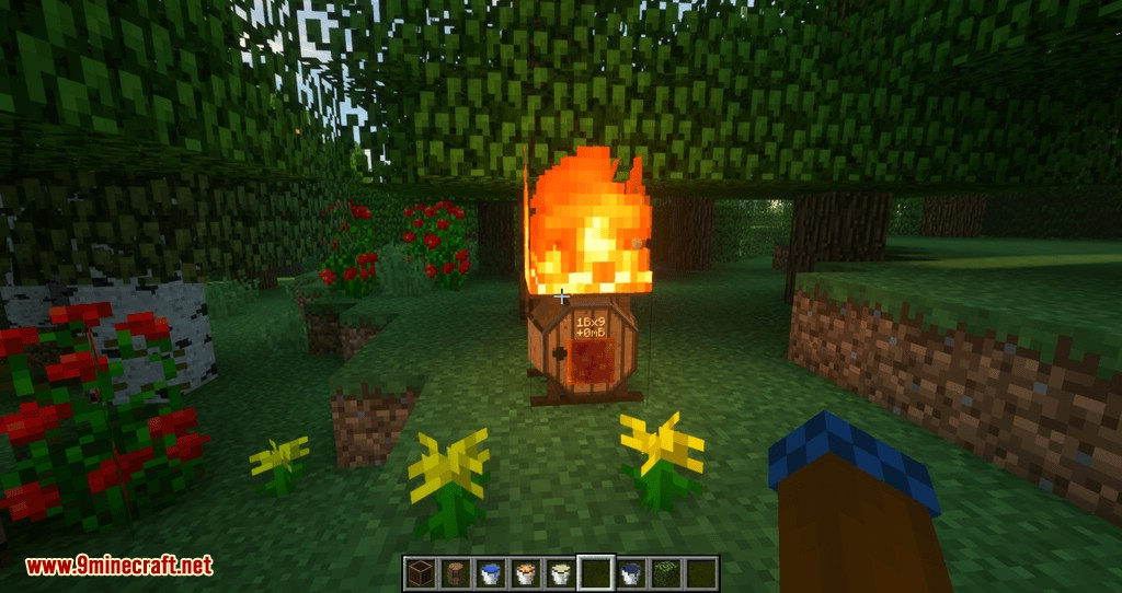 Barrels, Drums, Storage _ More mod for minecraft 03