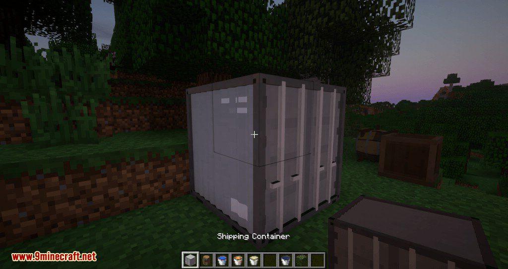 Barrels, Drums, Storage _ More mod for minecraft 05