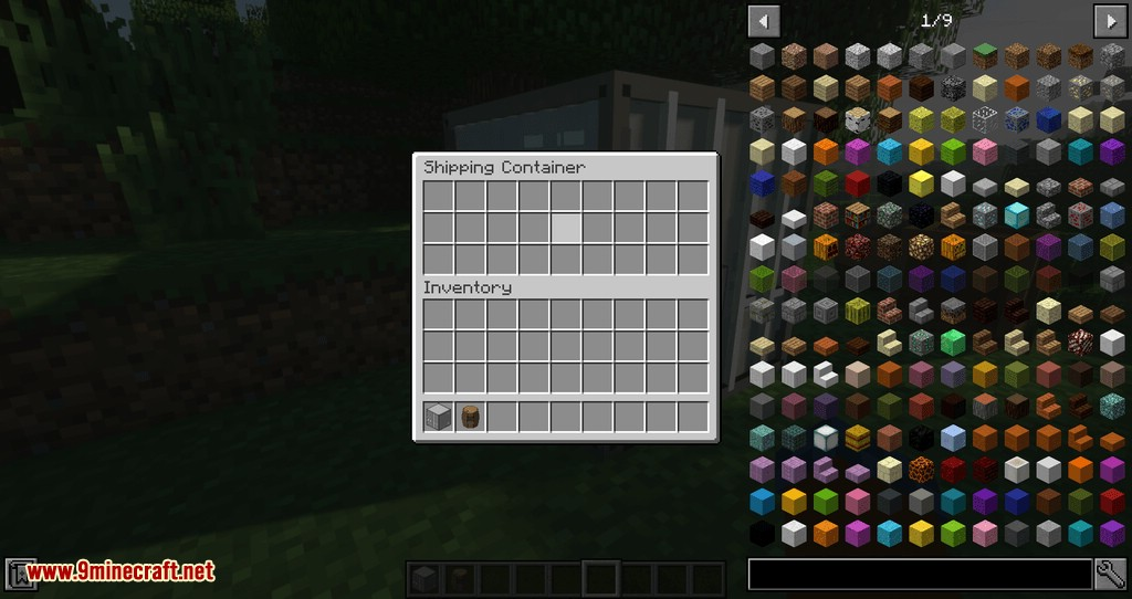 Barrels, Drums, Storage _ More mod for minecraft 06