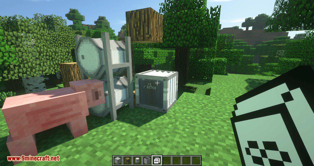 Barrels, Drums, Storage _ More mod for minecraft 09