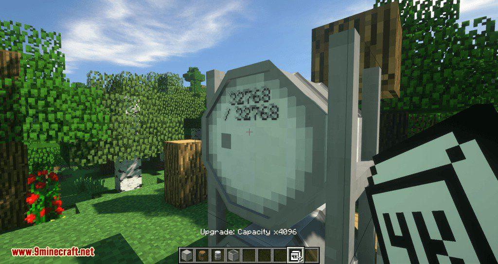 Barrels, Drums, Storage _ More mod for minecraft 11