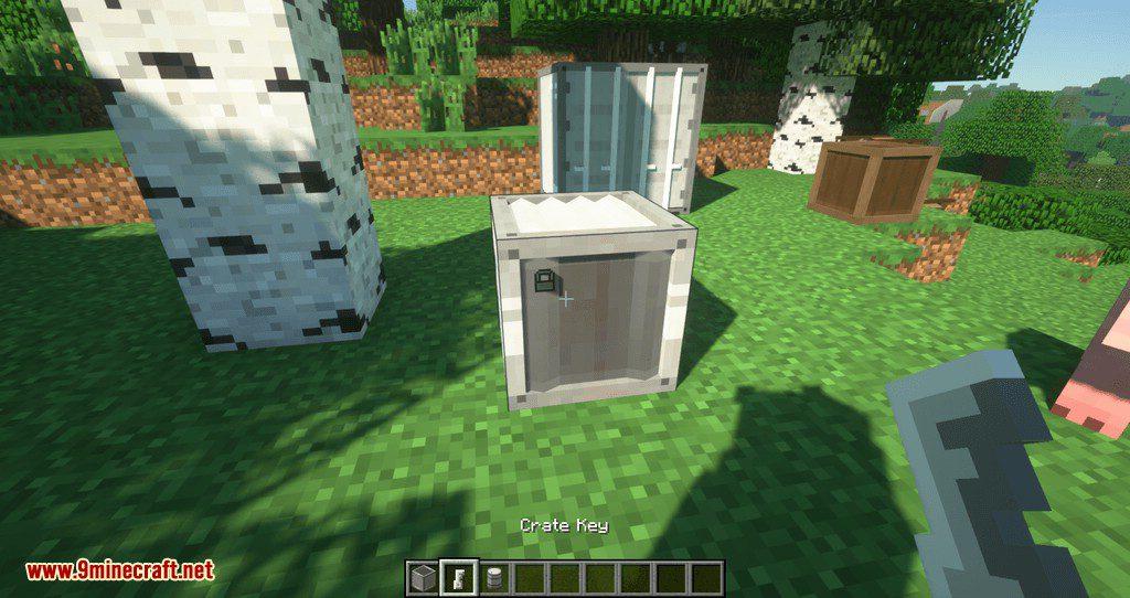 Barrels, Drums, Storage _ More mod for minecraft 12