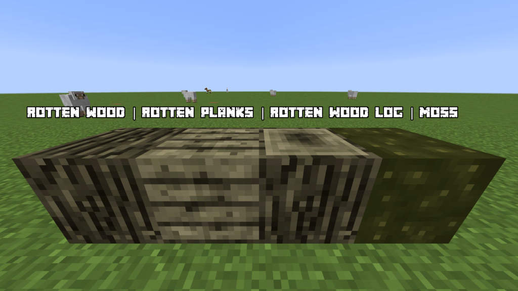 Better Swamplands mod for minecraft 31