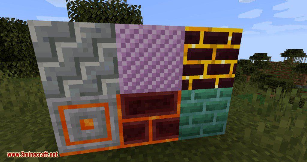 Blockus mod for minecraft 07