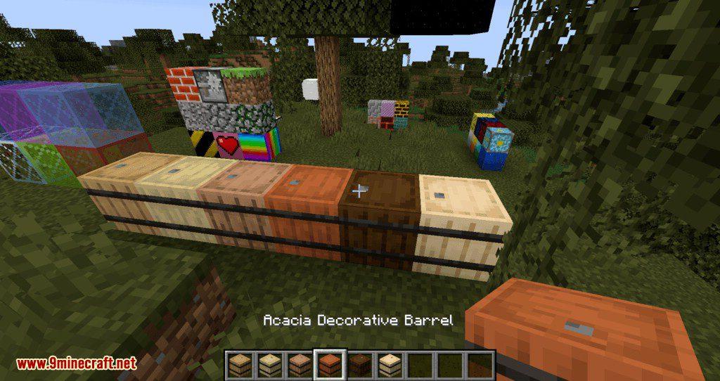 Blockus mod for minecraft 09