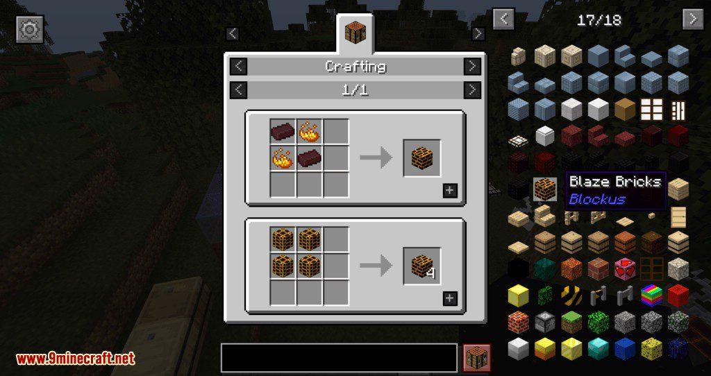 Blockus mod for minecraft 14