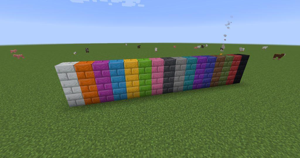 Blockus mod for minecraft 21