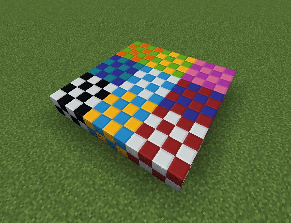 Blockus mod for minecraft 22