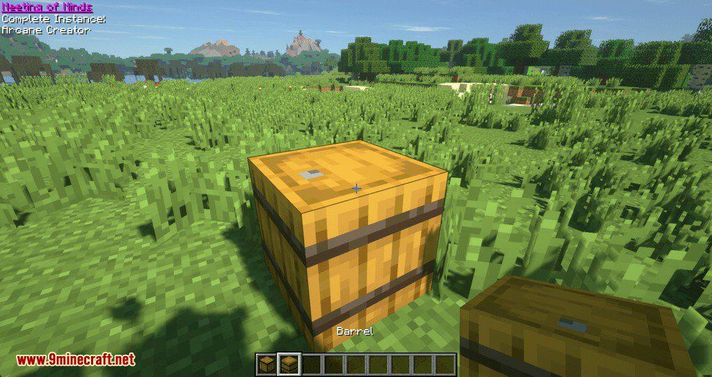 Charm mod for minecraft 03