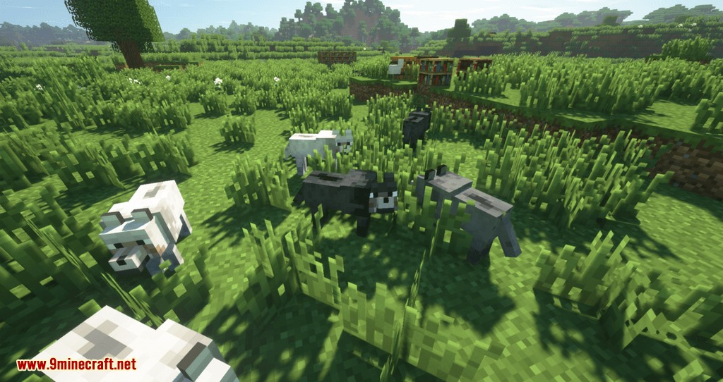 Charm mod for minecraft 11