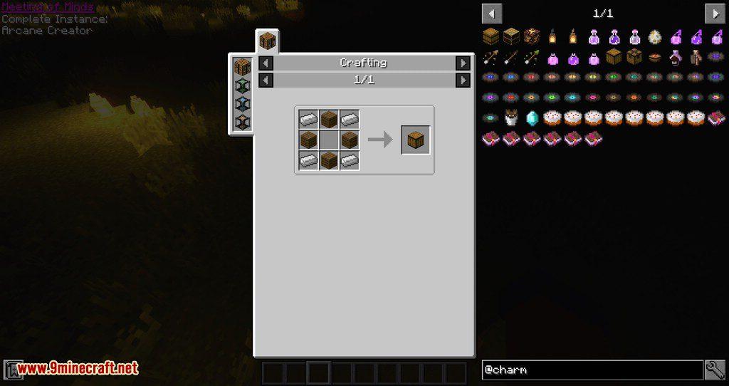 Charm mod for minecraft 14