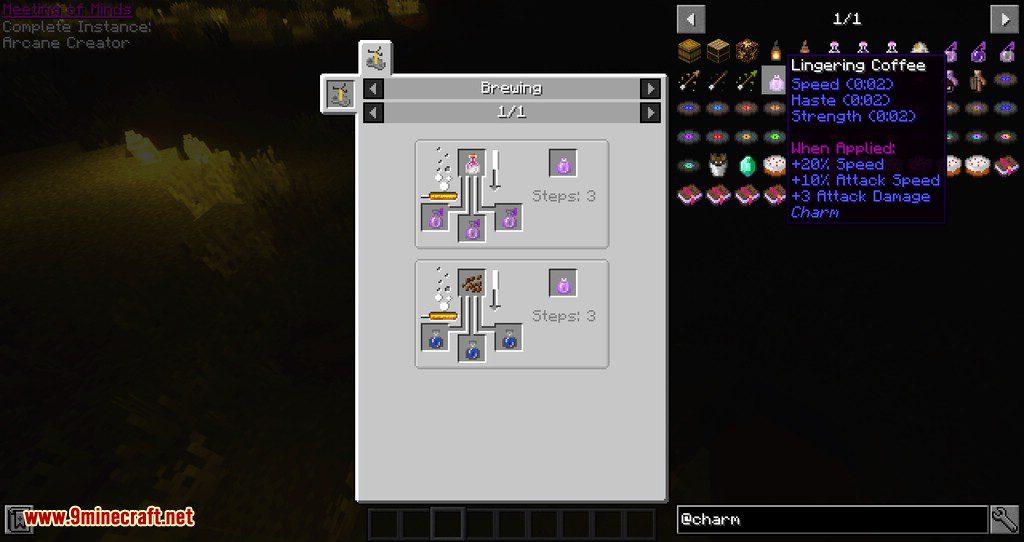 Charm mod for minecraft 15