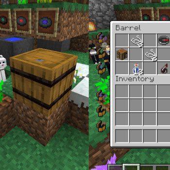 Charm mod for minecraft 21