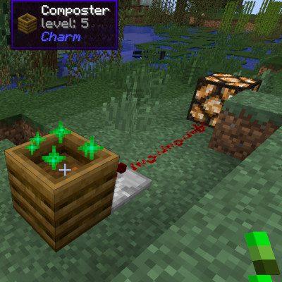 Charm mod for minecraft 23