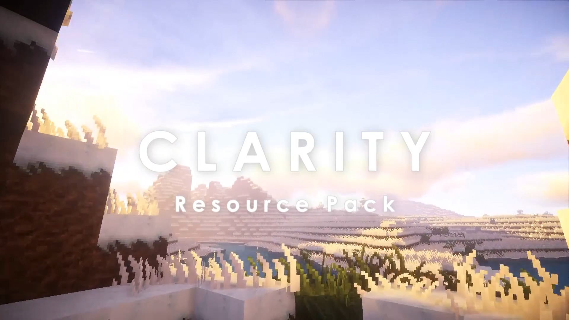 Clarity Resource Pack