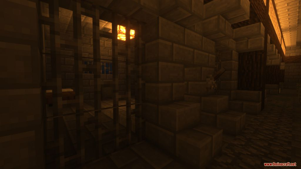 Cops and Robbers Recrafted Map Screenshots (2)