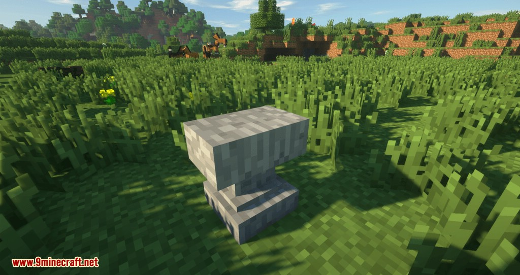 Extra Anvils mod for minecraft 01