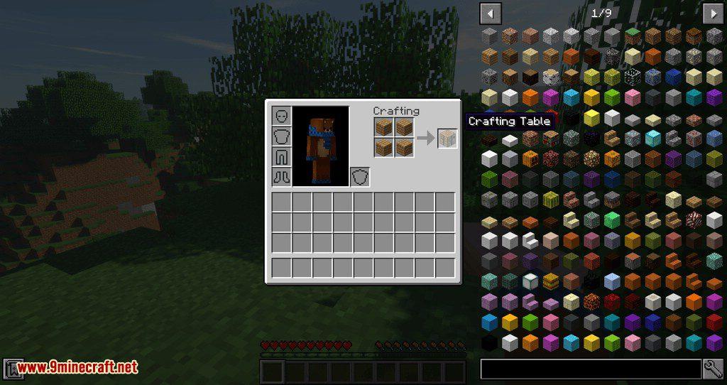 Fast Workbench mod for minecraft 03