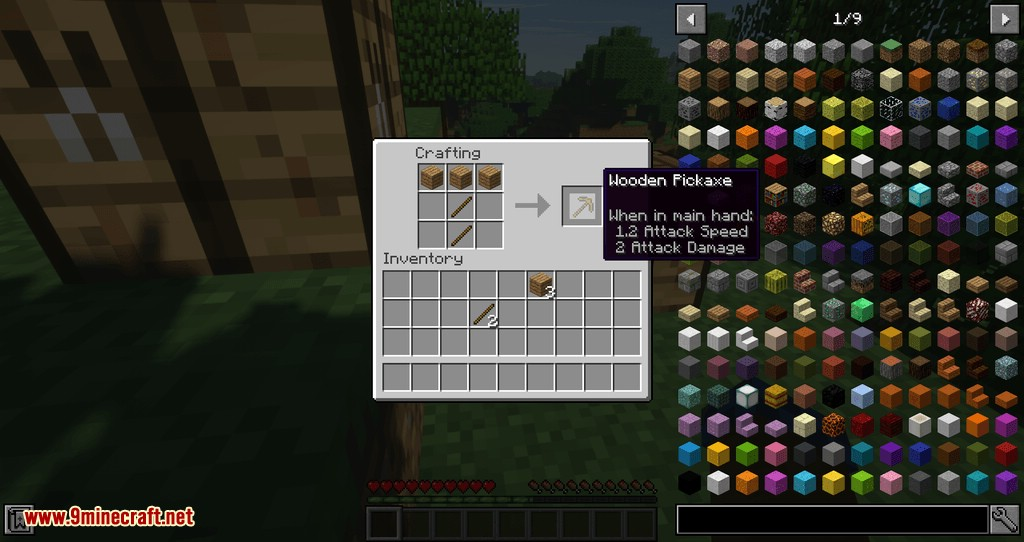 Fast Workbench mod for minecraft 05