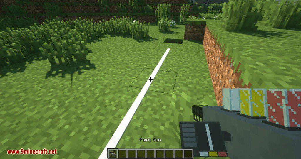 Fureniku_s Roads mod for minecraft 02