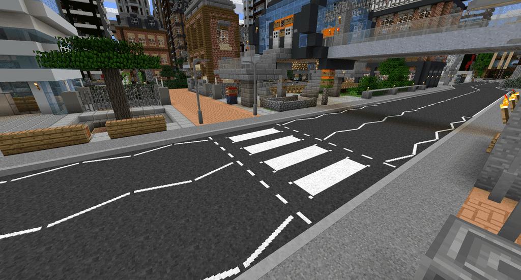 Fureniku_s Roads mod for minecraft 23