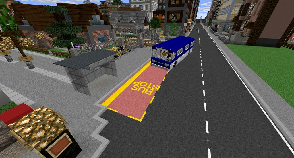 Fureniku_s Roads mod for minecraft 25