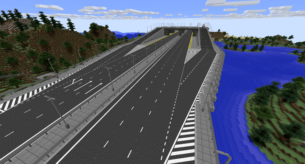 Fureniku_s Roads mod for minecraft 27