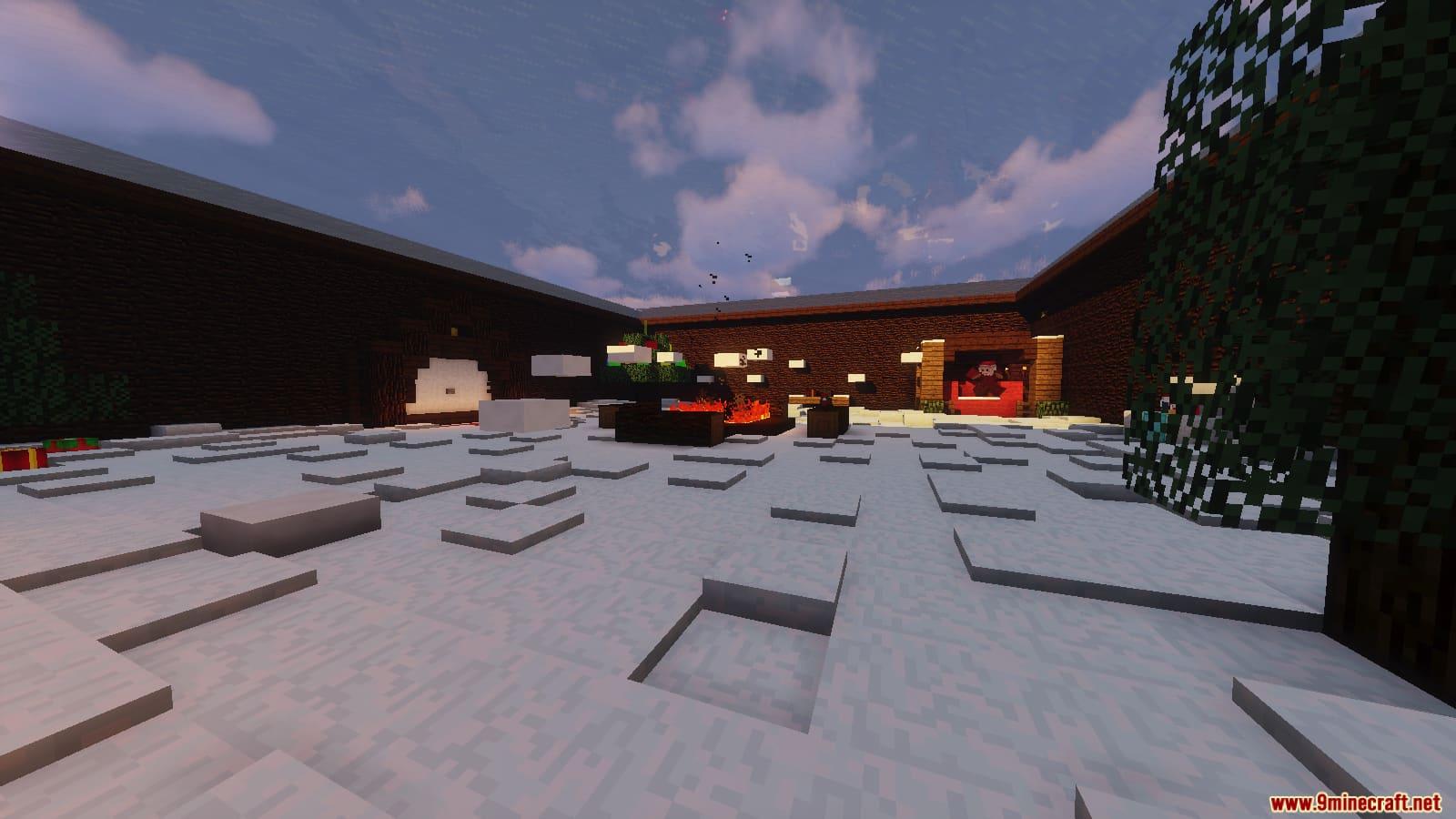 Glitchmas Map Screenshots 1