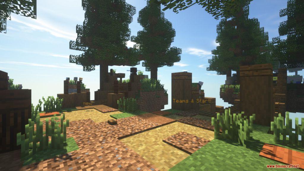 Heart Rush Map Screenshots (2)
