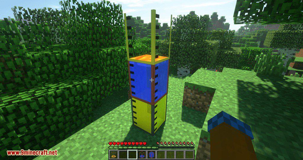 Large Fluid Tank mod for minecraft 06