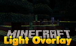 Light Overlay mod for minecraft logo