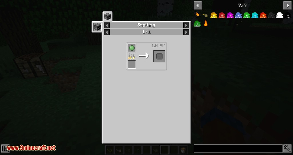 Lighter Mod for minecraft 14