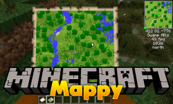 Mappy mod for minecraft logo