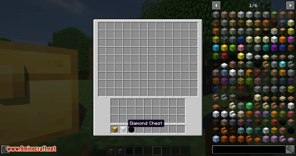 Metal Chests mod for minecraft 06