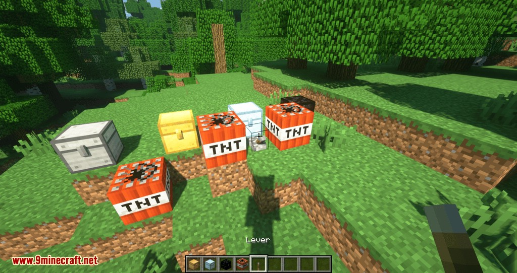 Metal Chests mod for minecraft 08