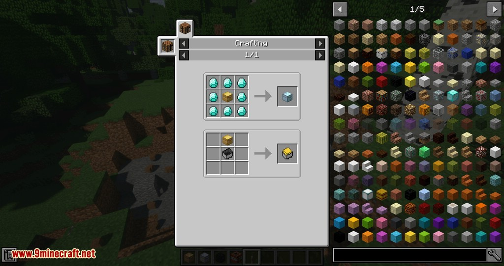 Metal Chests mod for minecraft 12