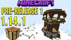 Minecraft 1.14.1 Pre-Release 1
