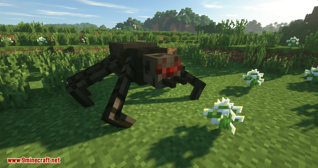 Mutant Mobs mod for minecraft 01