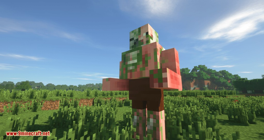Mutant Mobs mod for minecraft 03