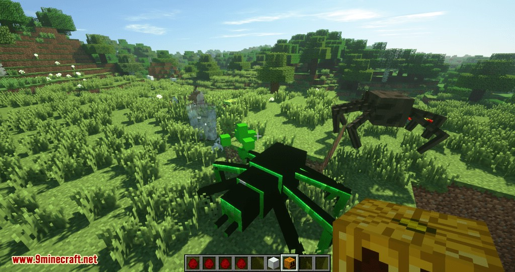 Mutant Mobs mod for minecraft 07
