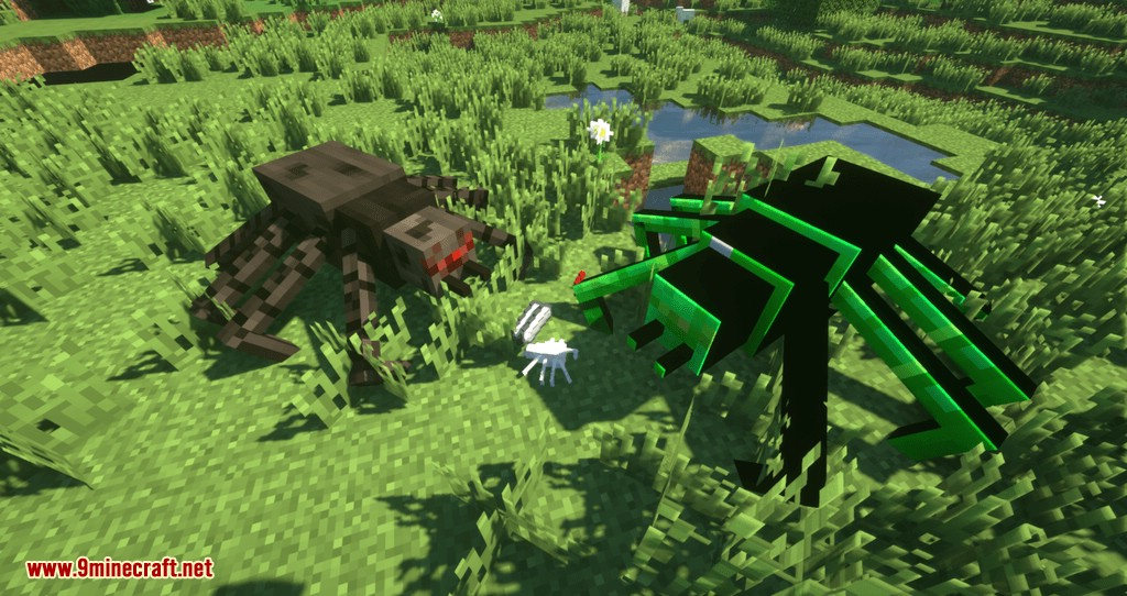 Mutant Mobs mod for minecraft 08