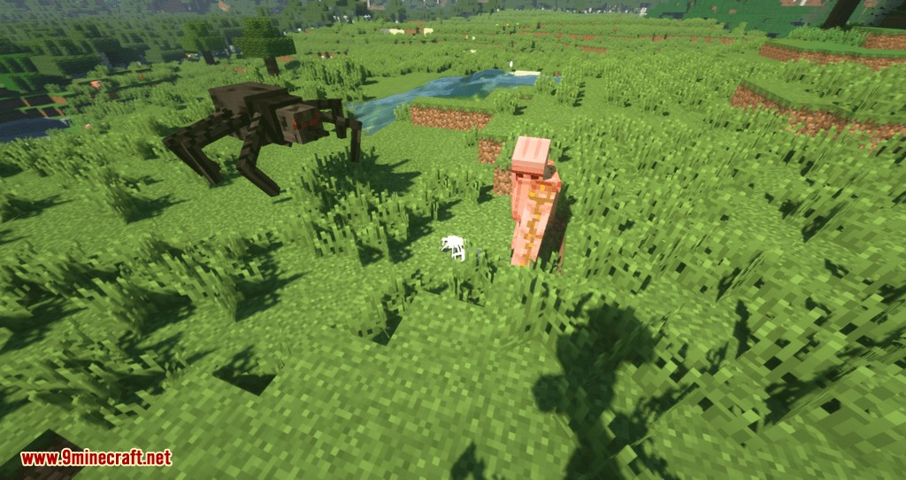 Mutant Mobs mod for minecraft 09