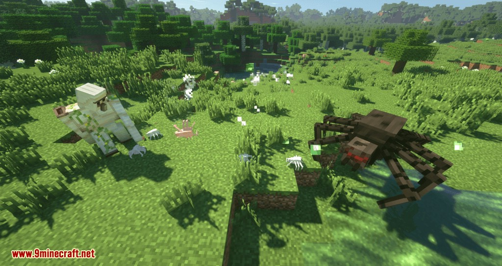 Mutant Mobs mod for minecraft 10